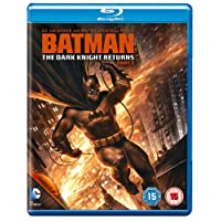 Batman: The Dark Knight Returns - Part 2 (Region Free + Fully Packaged Import)