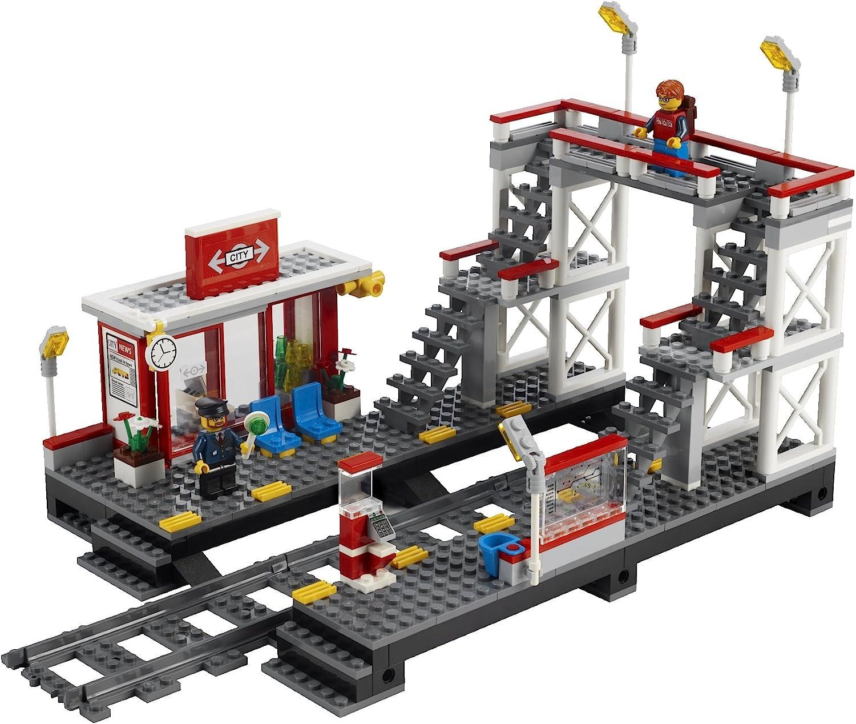 60050 la estación nuevo! 3 x lego ® instrucciones de montaje