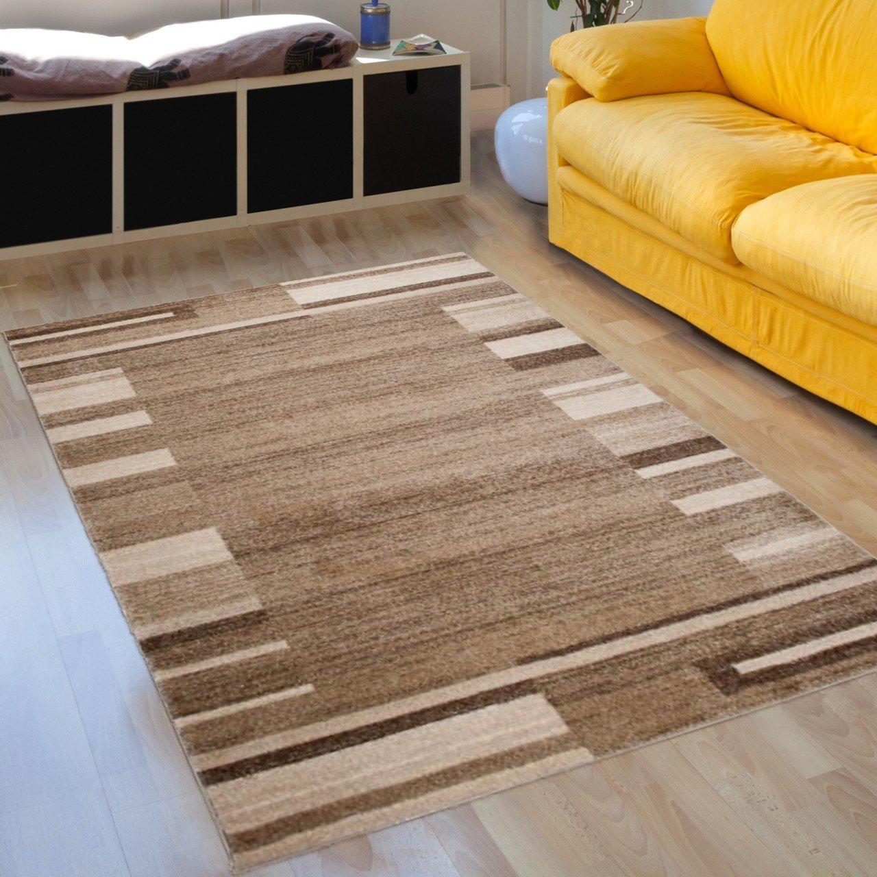 Designer Teppich Modern Wohnzimmer Muster - Muster Wohnzimmer ...