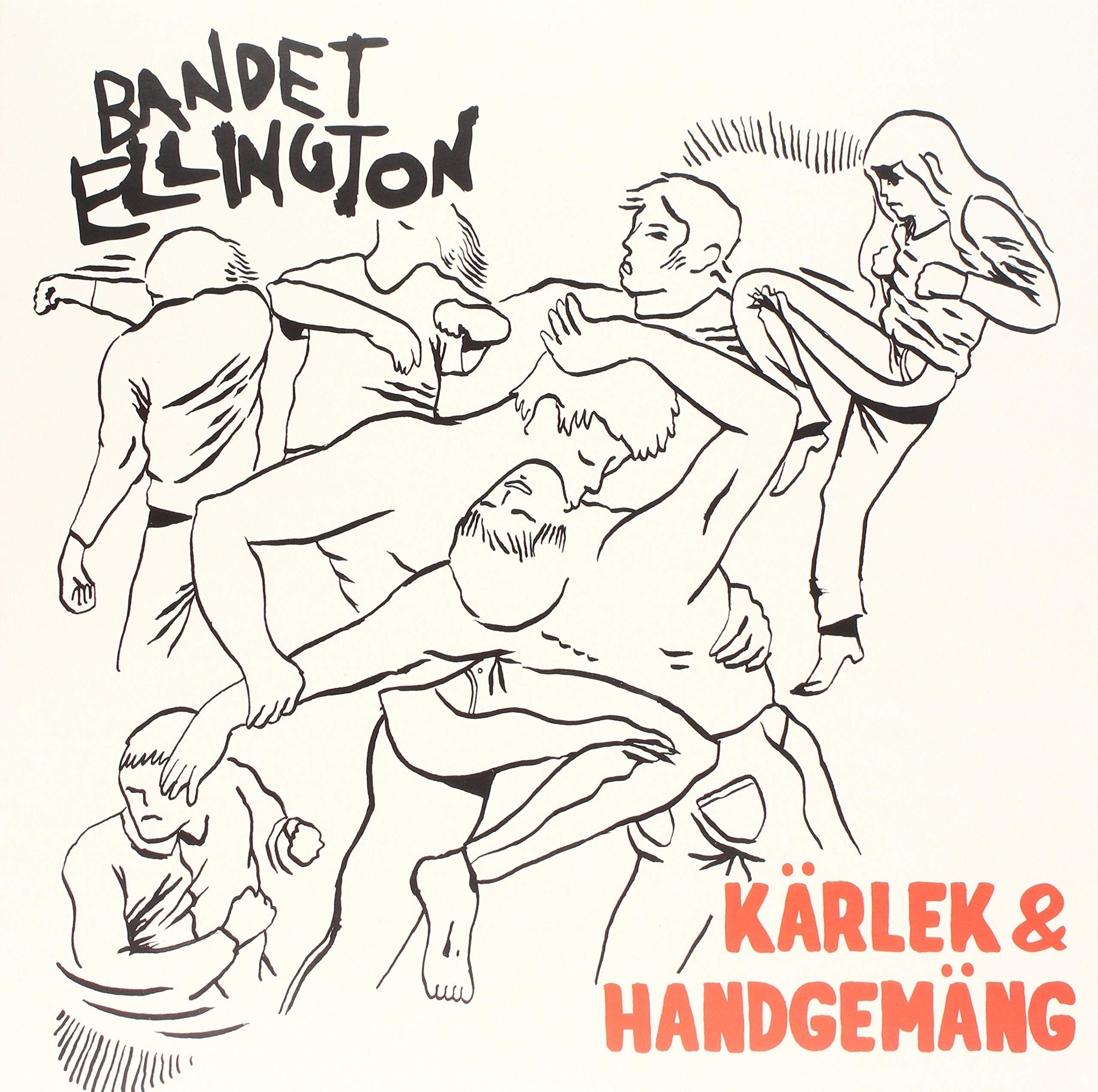 Vinilo : Elligton - Karlek & Handgemang (United Kingdom - Import)