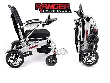 Amazon.com: Porto Mobility Ranger silla de ruedas portátil ...
