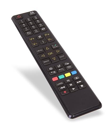 salora telecomando  Salora P30AT076858 Pulsanti Nero telecomando: : Elettronica