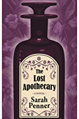 The Lost Apothecary Library Binding