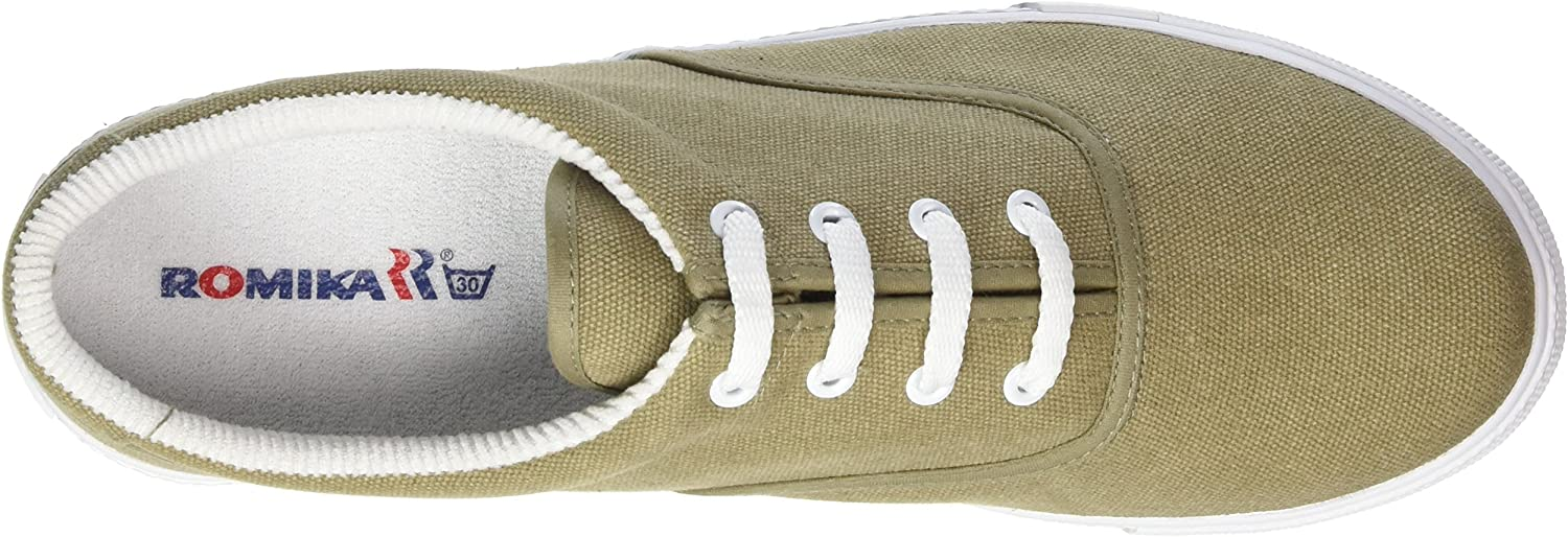 Romika Soling, Baskets mixte adulte Vert Olive