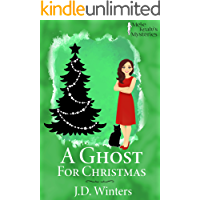 A Ghost for Christmas (Mele Keahi's Mysteries Book 1)