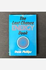 The Last Chance Energy Book Hardcover