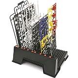 EXCITE HOBBY ランナースタンド L字型 コンパクト パーツ立て プラモデル 模型 組み立て スムーズ 便利 快適 工作 作業効率アップ プラモ 塗装 乾燥 精密ピンセット2本付き