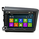 OttoNavi HD1213CI-WSS60NAX In Dash DVD GPS Navigation Radio