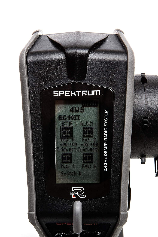 Spektrum DX5 Rugged 2.4GHz 5-Channel DSMR Tx//Rx Surface Radio Transmitter System with SR515 Receiver Horizon Hobby SPM5200