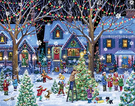 Christmas Cheer.Christmas Cheer Advent Calendar Countdown To Christmas