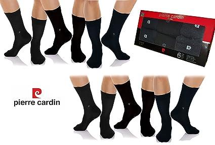Pack regalo 6 pares de calcetines de COLORES hechos de algodón PIERRE CARDIN
