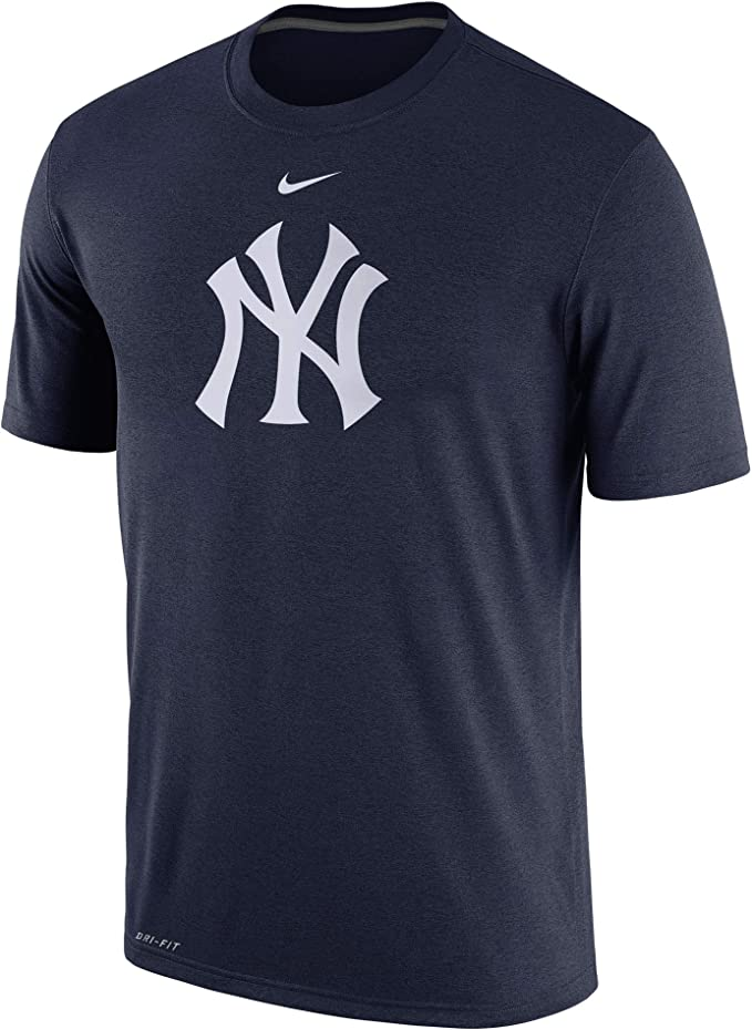 Nike Men\u0027s MLB Logo SS T Shirt