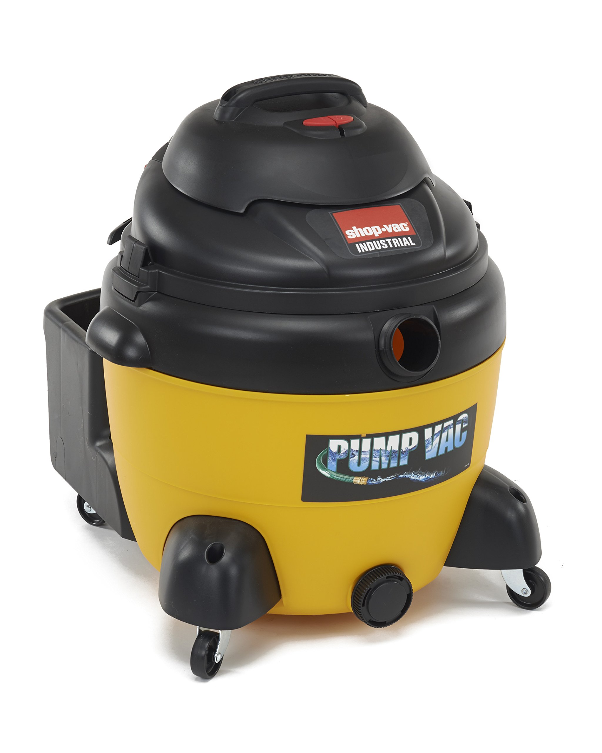 Shop-Vac 9604610 6.5 Peak HP wet Dry Vacuum with Built in Pump, 16-Gallon