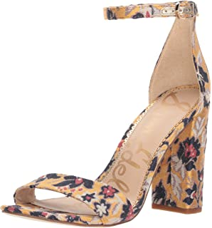 e0802b65f329ed Sam Edelman Women s s Patti Open-Toe Heels  Amazon.co.uk  Shoes   Bags