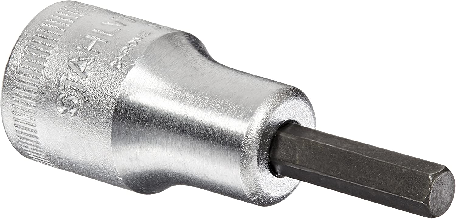 Stahlwille Inhex Socket 3//8in Drive 5 Mm
