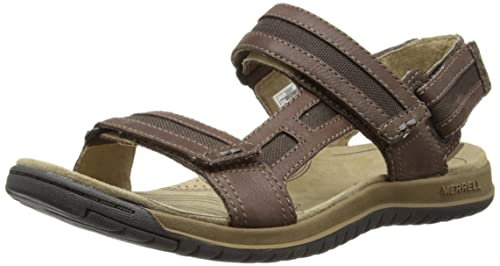 f98213419d4a Merrell Men s Traveler Tilt Gladiator Sandals  Amazon.co.uk  Shoes ...