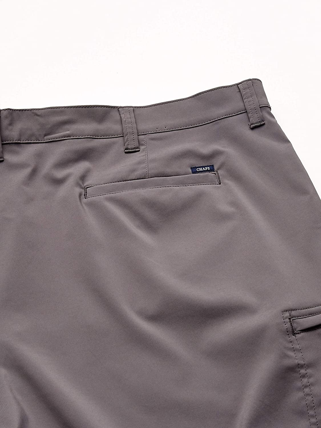Chaps Mens Big and Tall Performance Cargo Short