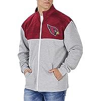 Zubaz NFL - Jersey de forro polar para hombre