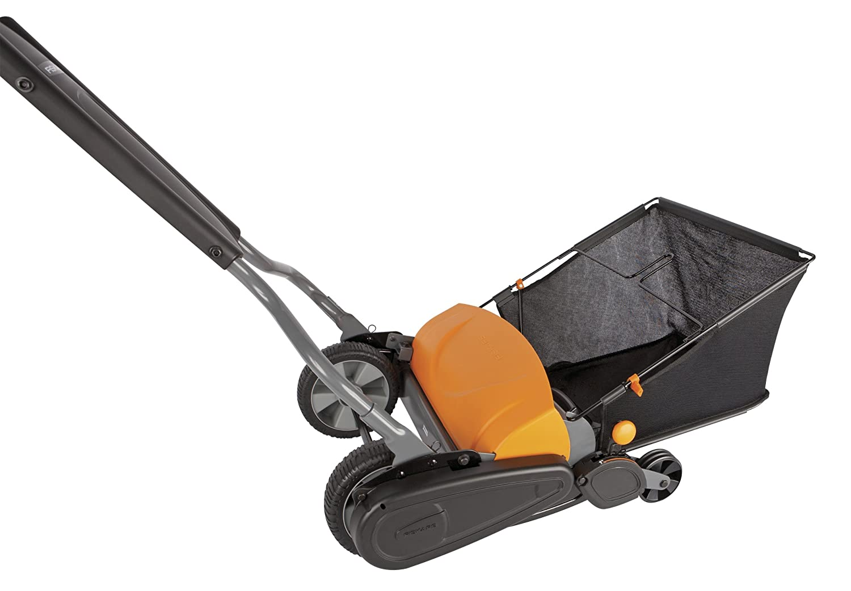 Amazon.com: Fiskars 361800-1002 StaySharp Max Grass Catcher ...