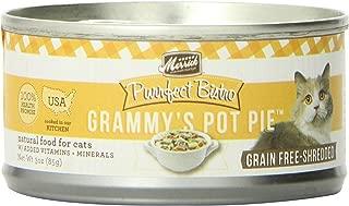 product image for Merrick Pet Care 295025 24/3 oz Purrfect Bistro Grammy's Potpie