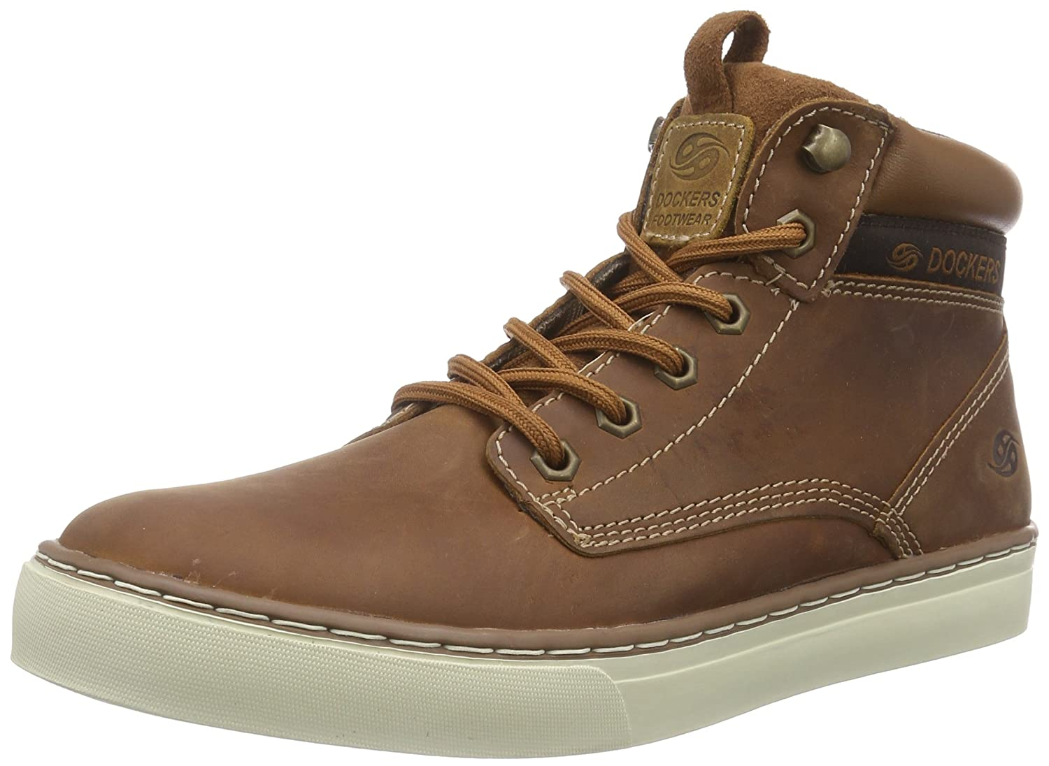 33ec010-400420, Mens Hi-Top Sneakers Dockers