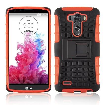 Amazon.com: Alligator LG G3, Anaranjado: Cell Phones ...