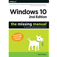 Windows 10 - The Missing Manual 2e