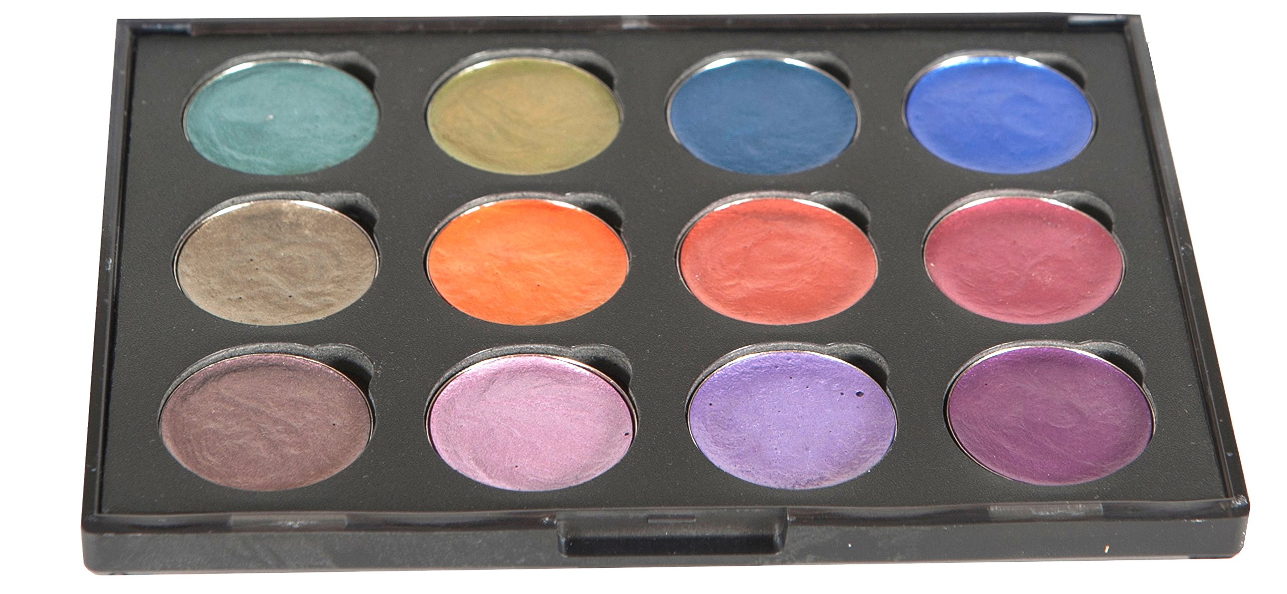 Cosmic Shimmer Iridescent Watercolour Paint Palette - Antique Shades by Ecstasy Crafts