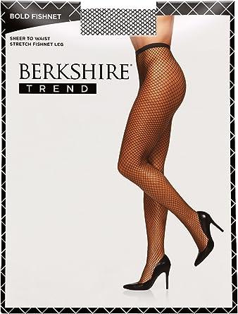 Berkshire Trend Bold Fishnet Pattern Tights