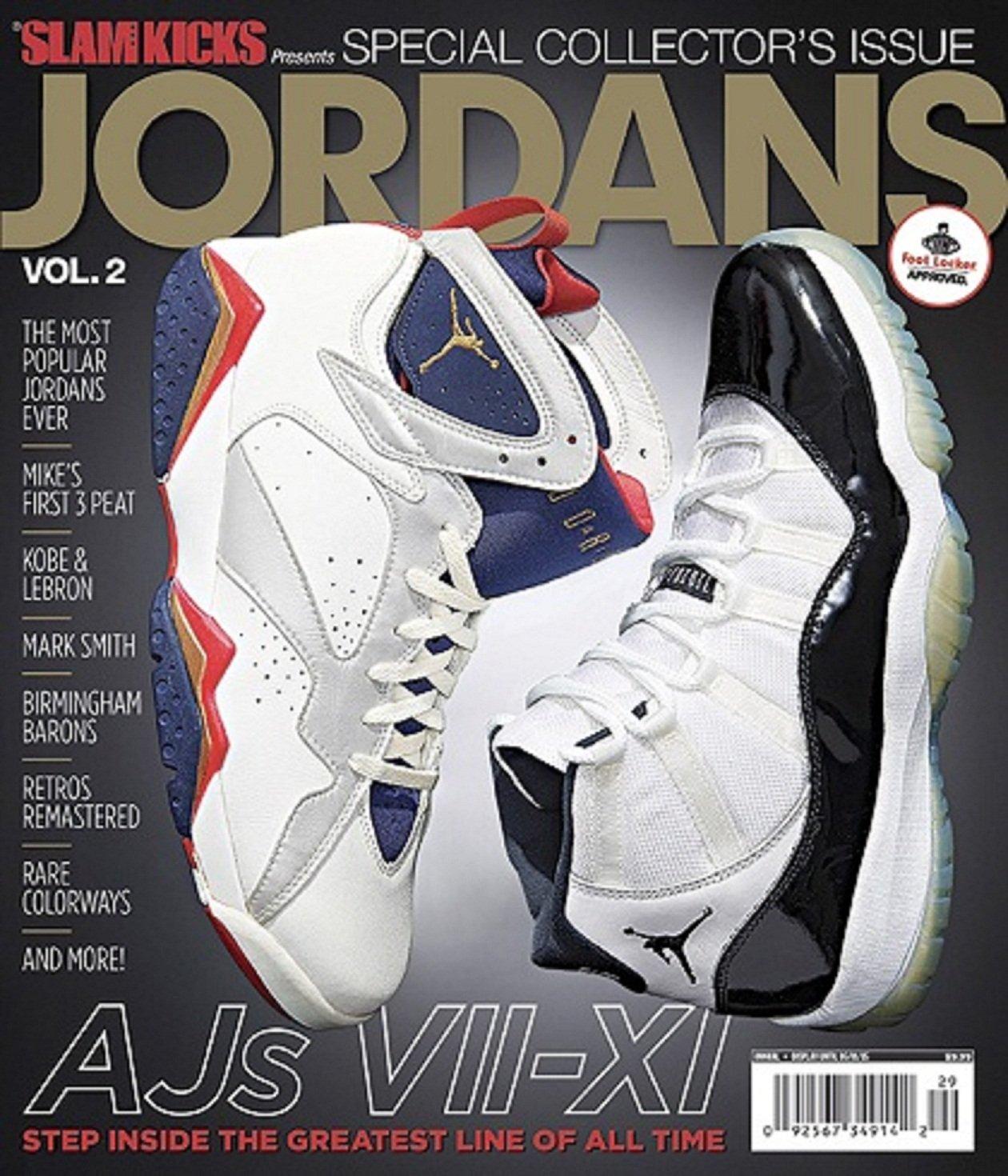 Slam Kicks Presents Jordans Special