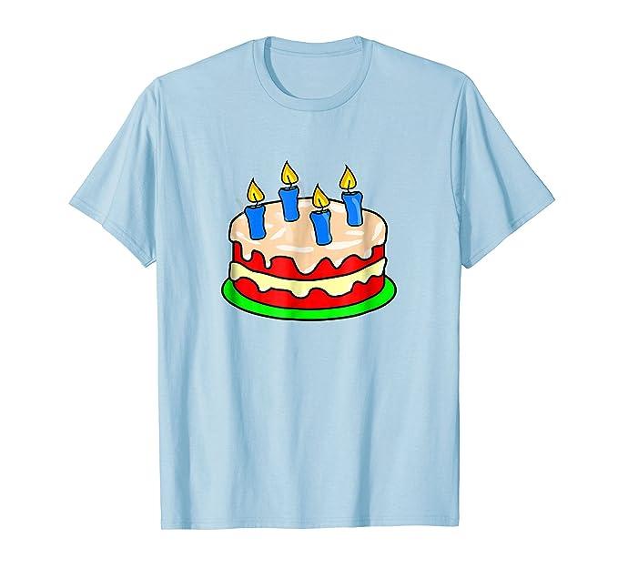 Amazon Birthday Cake Emoticon T Shirt Cake Shirt Clothing