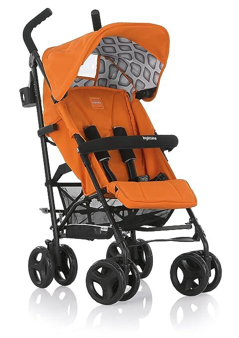 Inglesina TRIP Zucca - Silla de paseo, color naranja