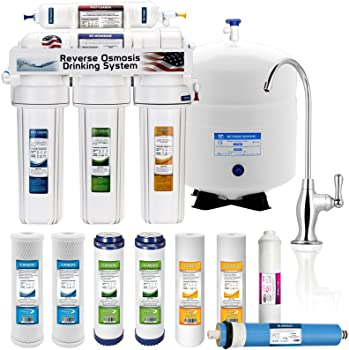 Express Water 5 Stage Drinking Reverse Osmosis System
