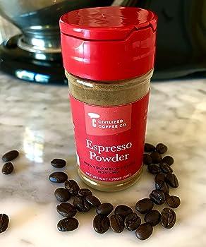 Civilized Coffee Espresso Coffee Powder