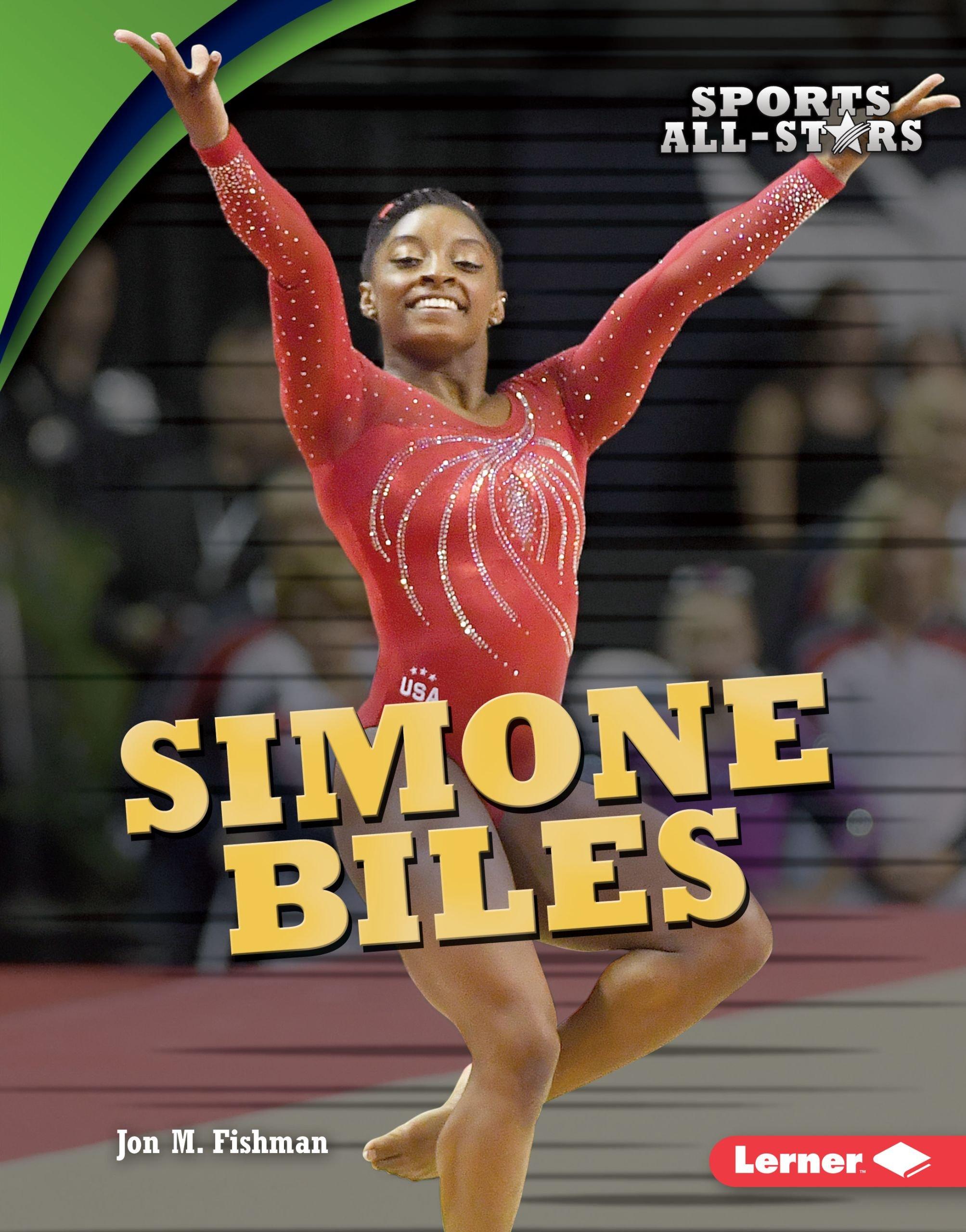 Simone Biles (Sports All-Stars)