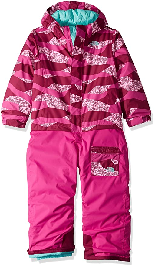 5c214a224 Amazon.com  The North Face Toddler Insulated Jumpsuit  Clothing