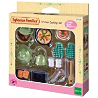 Sylvanian Families Kitchen Cooking Set,Furniture