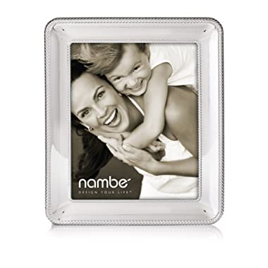 Nambe Braid Picture Frame, 8  x 10