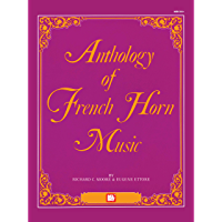 Anthology of French Horn Music (English Edition)