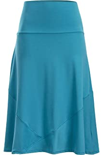 ExOfficio Womens Wanderlux Convertible Print Skirt