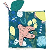Manhattan Toy Songbird Soft Activity Pat Mat for Babies with Teether, Crinkle Paper and Baby-Safe Mirror