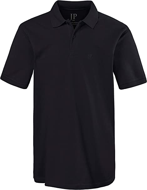 Mens Polo T-Shirt Pique Casual Sports Short Sleeve Pocket 220 GSM Plus Big S-5XL