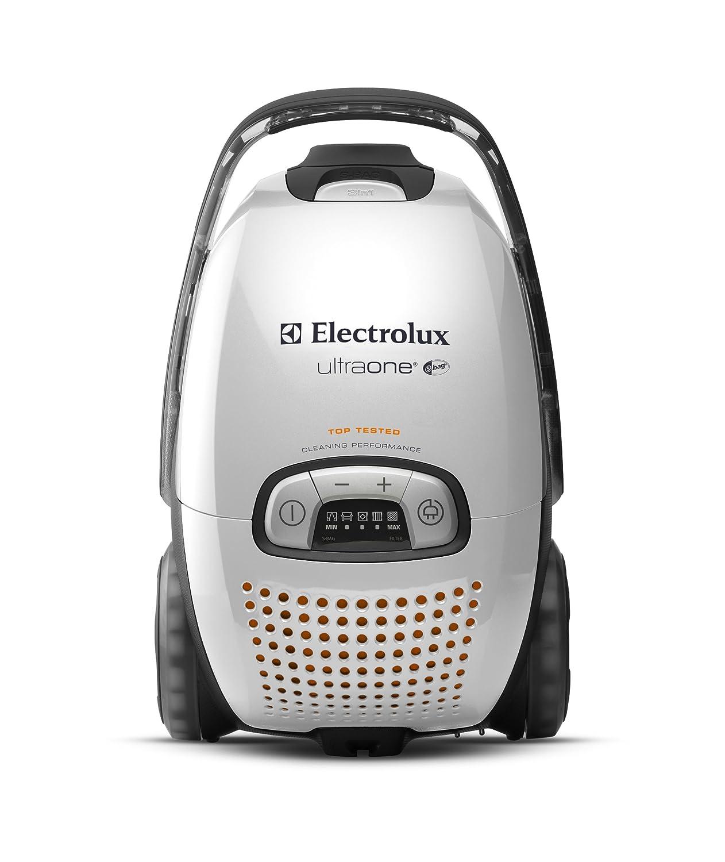 Electrolux ULTRAONE BLANCO - Aspirador con bolsa, 2200 W, color blanco hielo