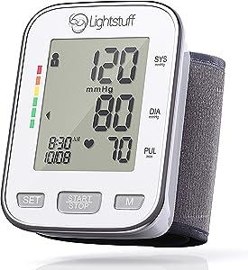 Blood Pressure Cuff - Irregular Heart Beat Indicator - 5.3-8.5