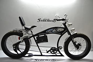 Cicli Ferrareis Bici Cruiser 24 Custom Bike BICICLETTA Harley ...