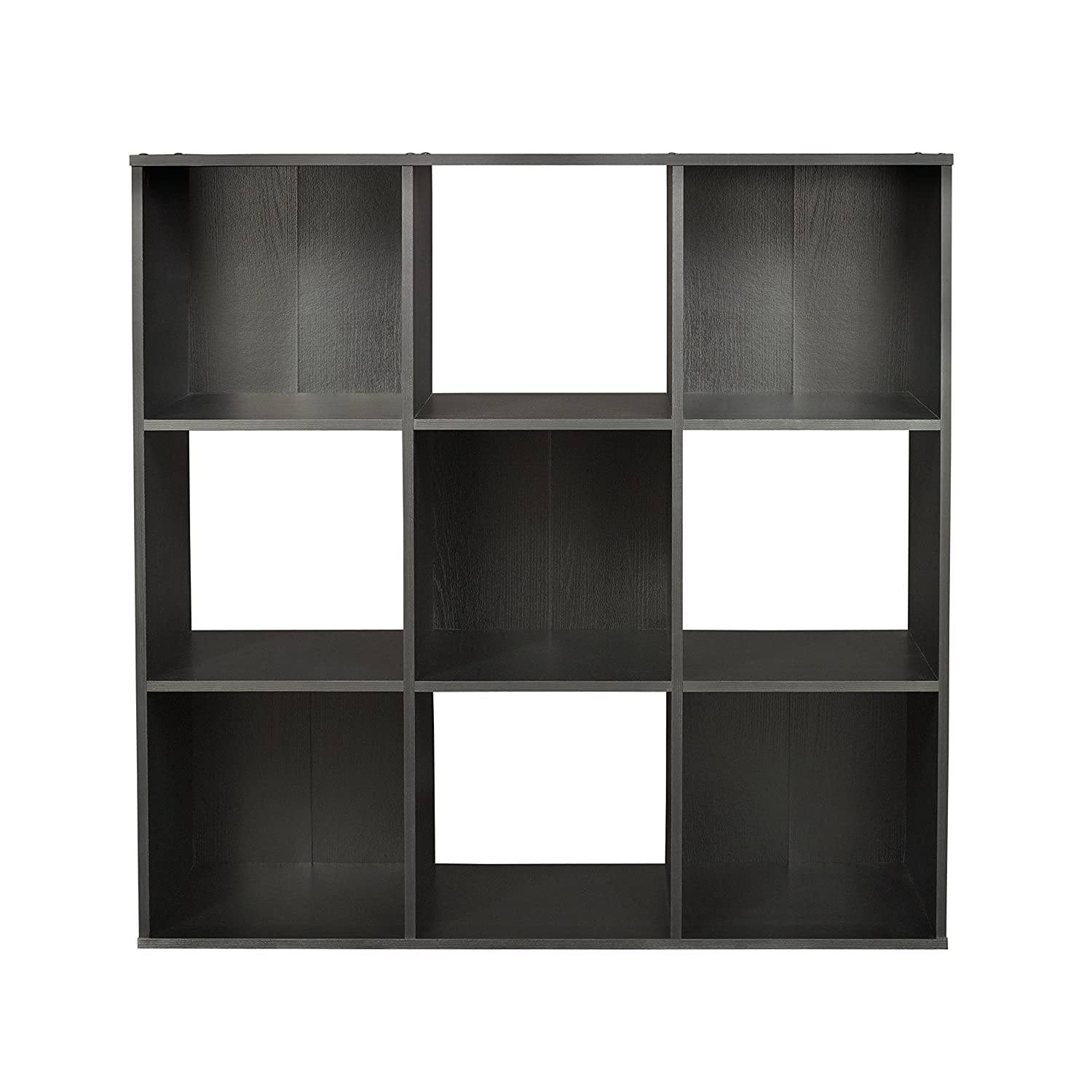 Amazon.com: ClosetMaid (78016) Cubeicals Organizer, 9 Cube   Black: Home U0026  Kitchen