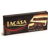 Lacasa - Turrón praliné de café estuche 225
