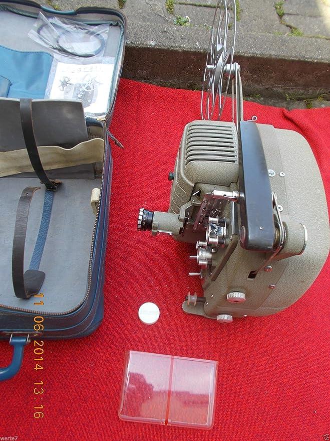 Sekonic 8 Original proyector para 8 mm película: Amazon.es ...