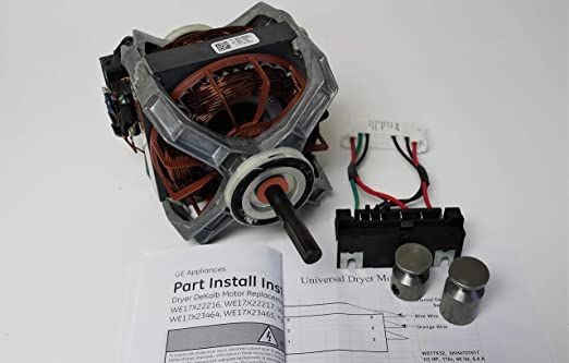 GE WE17X10010 Motor Kit for Dryer on wiring a hot tub, wiring a boat, wiring a disposal, wiring a phone, wiring a dishwasher, wiring a heat pump, wiring a double oven,