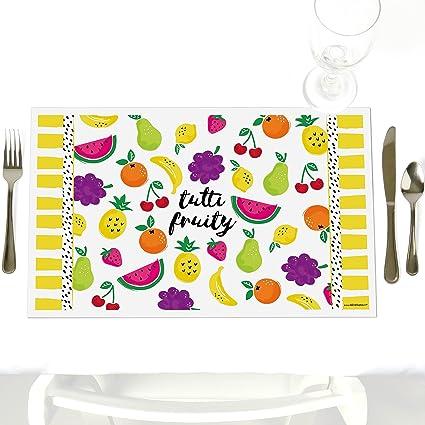 Amazon.com: Tutti Fruity – Frutti Verano Baby Shower o ...
